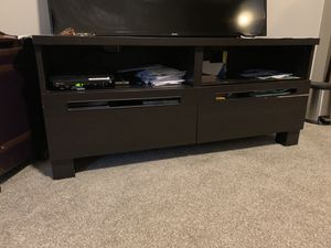 Brown Tv Stand for Sale in Charlotte, NC