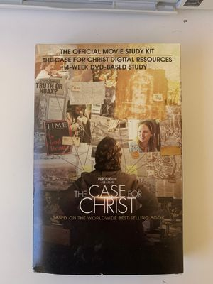 The Case For Christ Bible Study Kit for Sale in El Paso, TX