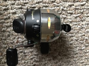 "Berkley fishing rod 5'6"" and Shakespeare push bottom reel for Sale in Deptford Township, NJ"