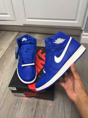 Nike air Jordan 1 retro Hyper Royal ! Brand new 190$ FIRMMMM for Sale in Federal Way, WA