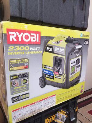 Ryobi Generator 2300 WATT GASOLINE BRAND NEW for Sale in Norwalk, CA