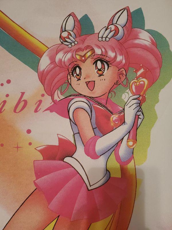 RARE Vintage Sailor Moon Poster