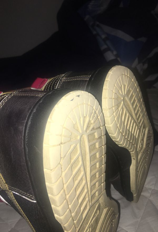 "Size 8.5 Nike SBs ""Marshall amps"""