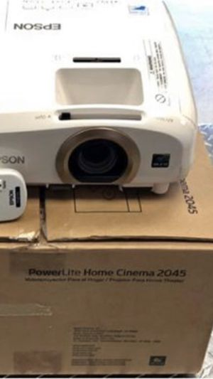 epson projector for Sale in Monahans, TX