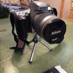 Nikon N75 35mm Film SLR Camera Kit with 28-80mm f3.5-5.6 Nikkor Lens for Sale in Frisco, TX