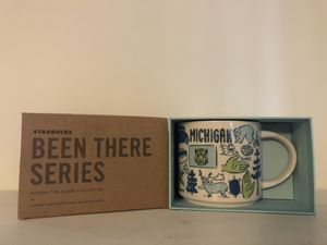 Starbucks Been There Series Michigan Mug for Sale in Wyandotte, MI