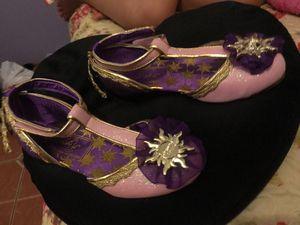 New Disney Rapunzel Shoes size#12 for Sale in Austin, TX