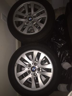 BMW 2007 tires .All good . for Sale in Silver Spring, MD
