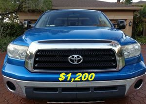 🎁($1,2OO)🍁FOR SALE 2007 Toyota Tundra for Sale in Santa Ana, CA