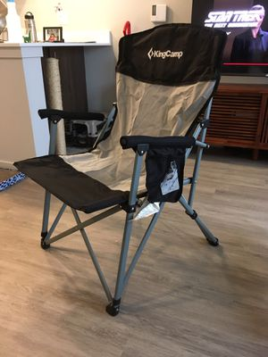 KingCamp Folding Chair for Sale in Bothell, WA