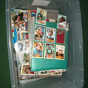 Container of Sports Cards for Sale in Columbus, OH