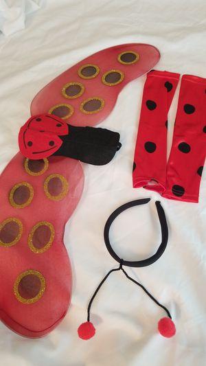 Halloween Costume - ladyBug accessories for Sale in Alpharetta, GA