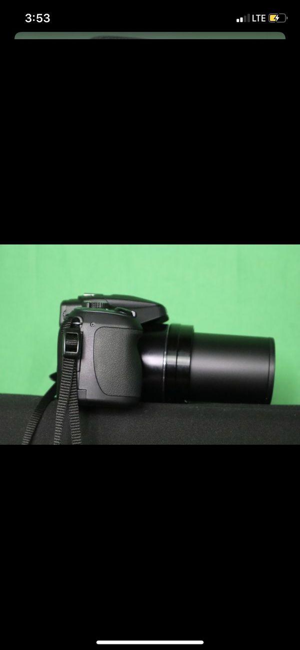 4K Panasonic Lumix DC-FZ80