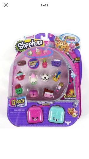 Shopkins 12 pack for Sale in South Brunswick Township, NJ