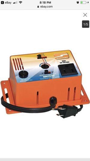Suncourt ductstat temperature sensitive switch control for Sale in Tempe, AZ
