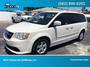 2013 Dodge Grand Caravan Passenger for Sale in Bellflower, CA