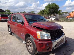 Nissan Armada for Parts for Sale in Dallas, TX