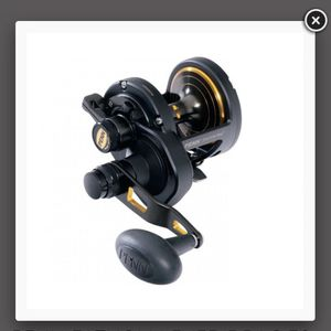 NPenn Fathom 2 Speed 30 Fishing Reel Brand New In Box Unopened for Sale in Carlsbad, CA