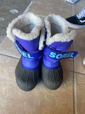 Kids snow boots size 13 for Sale in Boca Raton, FL