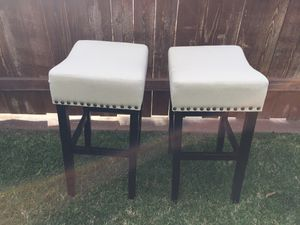 Pair of Stools for Sale in Highland, CA