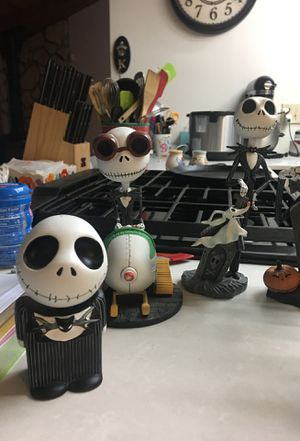 Bobble head nightmare before Christmas for Sale in Vacaville, CA