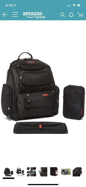 Bag Nation Diaper backpack for Sale in Port Orchard, WA