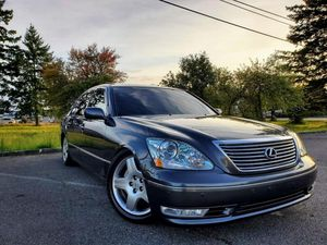 2005 Lexus LS 430 for Sale in Tacoma, WA