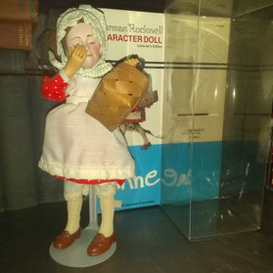 Norman Rockwell Character Doll Anne for Sale in Las Vegas, NV