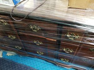 Cherry oak wood antique furniture for Sale in Nashville, TN