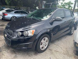 2014 Chevrolet Sonic for Sale in Orlando, FL