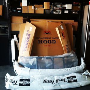 Auto body parts WHOLESALE nissan toyota honda chevy dodge ford gmc bumper hood grill fender lights for Sale in Bakersfield, CA