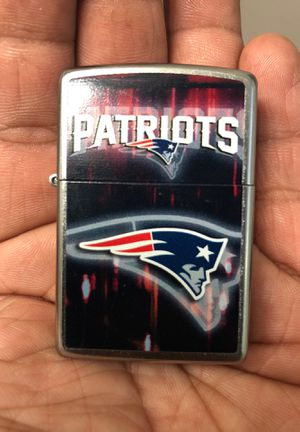New England Patriots Zippo Lighter Encendedor Zippo for Sale in Los Angeles, CA