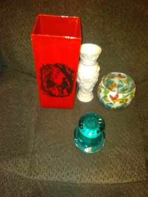 A lot of vintage /antique glass all in great condition for Sale in Portland, OR