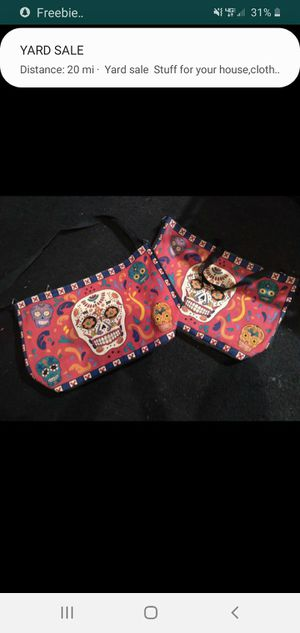 Sugar Skulls Day of the Dead canvas Tote Bags for Sale in Las Vegas, NV