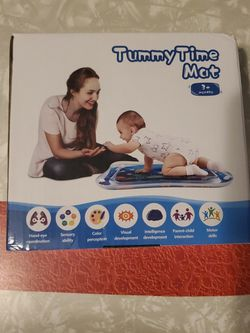 Tummy Time Water Mat for Sale in Bay Head,  NJ