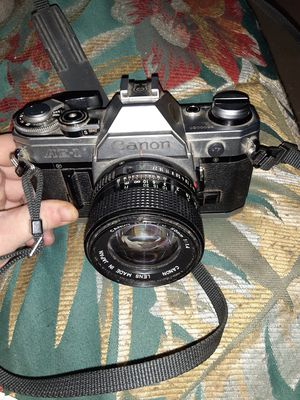 Canon ae-1 camera for Sale in Trenton, NJ