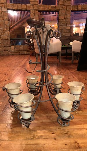 Rustic chandelier for Sale in Payson, AZ