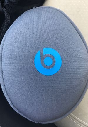 Beats Studio Wireless Headphones Grey/Blue for Sale in Virginia Beach, VA