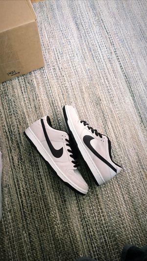Nike sb low desert sand size 12 for Sale in Manhattan Beach, CA