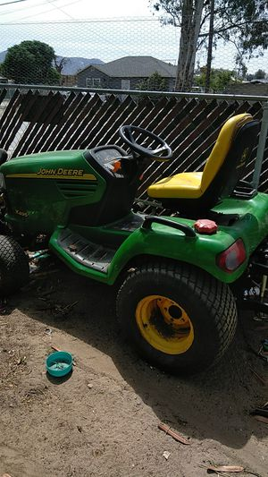 Tractor x495. Diesel for Sale in Fontana, CA