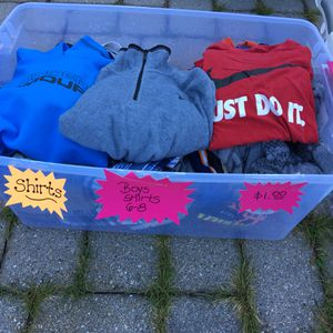 CLEAN KIDS CLOTHES....SUNDAY SALE for Sale in Pittsburgh, PA
