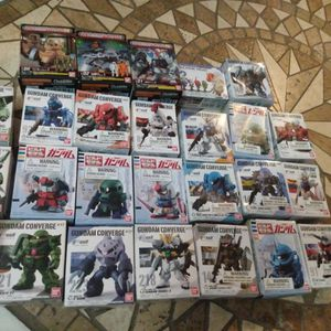 Brand New Gundam Figures In Box $8 Each Three 420 Many To Choose From for Sale in Orlando, FL