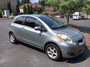 2009 Toyota Yaris for Sale in Tacoma, WA