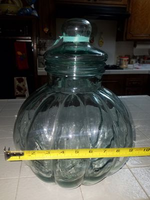 Thick Glass Jar for Sale in Los Angeles, CA