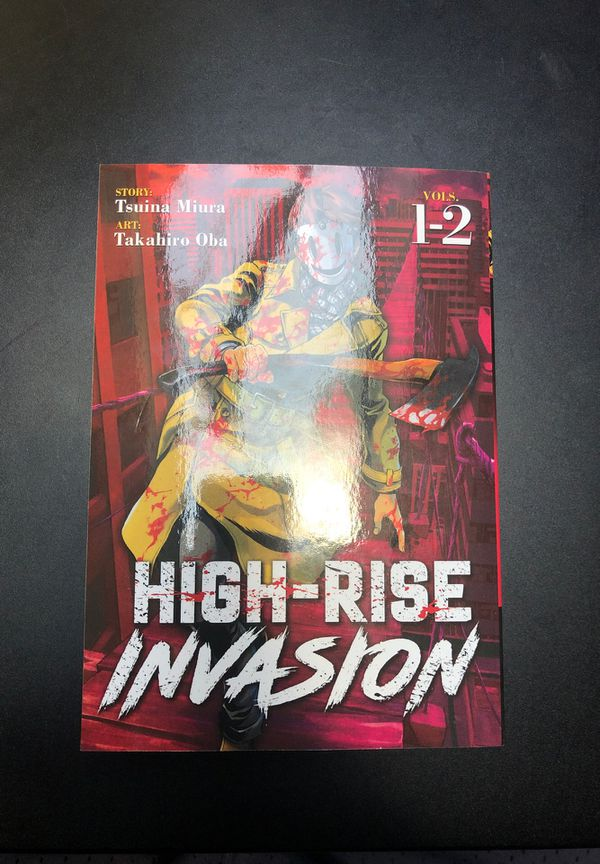 High-rise invasion. Vol 1-2
