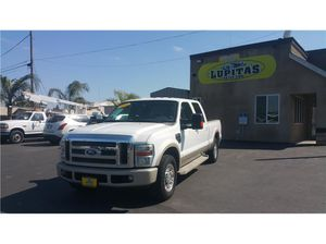 2008 Ford f250 king ranch for Sale in San Francisco, CA