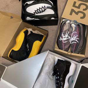 Jordan Yeezy Looking For Trades All In Good Conditons for Sale in Fort Worth, TX