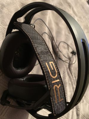 Rig Xbox one 500 pro headphones for gaming for Sale in San Diego, CA
