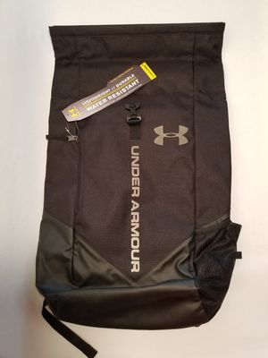 Under Armour Roll Trance Back Pack Storm 1. Water resistant for Sale in Pasadena, CA