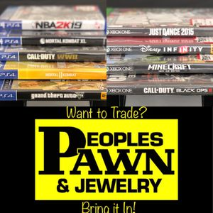 Video Games : PS4, PS3, PS2, Xbox 1, Xbox 360, Wii, Nintendo ads for Sale in Cooper City, FL